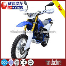 Custom cheap gas dirt bike for sale(ZF250PY)