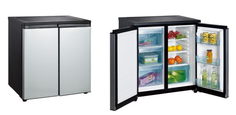 Mini Retro Fridge With Door Handle Buy Mini Refrigerator