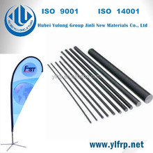 high quality competitive price flag poles plastic stakes FRP post