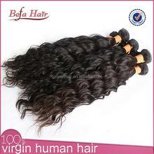 2015 peruvian braiding French curl hair raw peruvian wet and wavy hair
