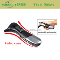 Sales promotion digital type tire inflator with gauge for car/motorcycle/bicycle/truck