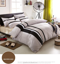 Queen size classic european design bed linen set