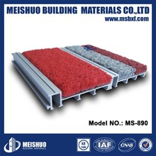 Factory price recycled stable Interlocking front door mats for Hotel