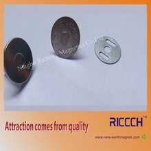18mm iron magnet button
