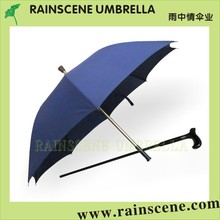 especial paraguas de muleta