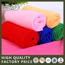 pure color hotel towel high quality 100% microfiber face towel china wholesale low price towel