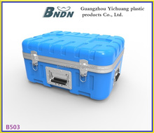 Hard plastic tool case with wheels,storage case,transport case