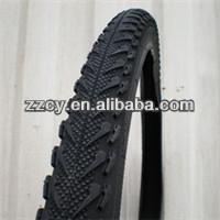 2014 buena calidad de goma de neumático de la bicicleta y el tubo neumático para mtb