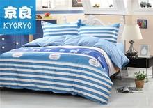 Brand new style pretty 4 pcs bedding set patchwork quilt cotton quilt