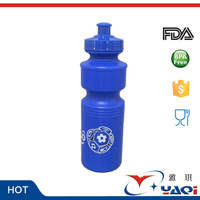 Dependable Manufacturer Eco-friendly 600ml Blue Plastic Water Bottle