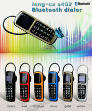 latest gadget good price colorful bluetooth dialer phone 0.66 inch screen best gift Model S402