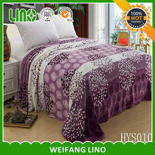 king and queen size fitted bedspread Brown Design blanket with Flower Blanket Bedspread