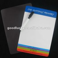 Promotional gifts magnetic board(Customized) for kid's study