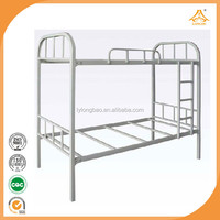 school furniture labor bed metal double bunk bed iron frame made in china