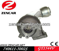 GT1544V turbo charger for Kia Rio Car 740611-5002S