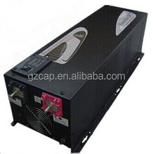 pure sine wave solar inverter with charger for air conditioner, fan, computer, washer 1000w 2000w 3000w 4000w 5000w 6000w