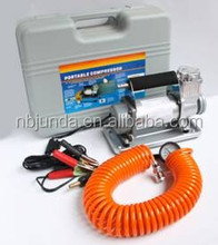 DC 12V jump starter with tyre air compressor