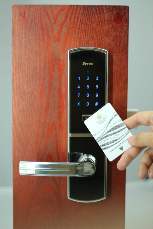 Card & Password/Digital Lock SY73
