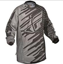 Custom design grey color cycling motorbike Jerseys ,BMX jersey,Downhill jersey