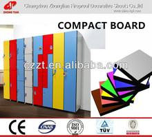 hpl compact board;melamine laminate ;toilet partition