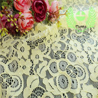 China wholesale party dress for 15 years old gilr flower lace fabric