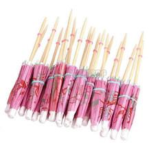 Custom cocktail umbrella toothpick