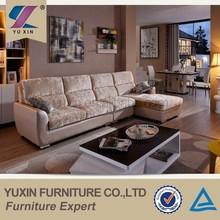 New style velvet chesterfield sofa high back sofa design