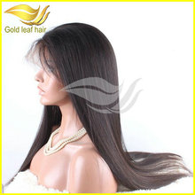 Alibaba China New Hair styles Wholesale top quality Virgin Peruvian Full Lace Wig