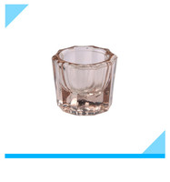 Denture Material Dental Glass Dappen Dishes/Dental Crystal Cup
