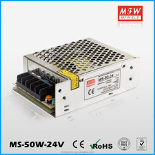 CE EMC approved high quality power supply 5v 10a smps 50w led driver
