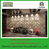 hot sale wholesale manufacturer decorative moisture proof decorative wallpaper for restaurant