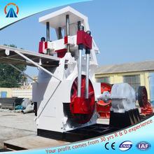 Multi holes construction materials block making machine price list