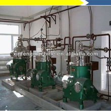 CE certificated crude oil refining machine