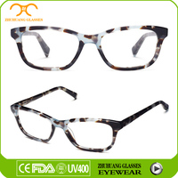 China Top Quality Acetate Glasses ,tortoise Temple For Optical eyeglass Frame