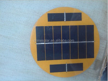 small solar panel to charge 3.7v battery