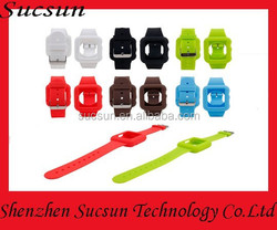 silicone strap for Apple Watch,For Apple watch silicone strap,For Apple watch silicone case
