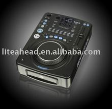 Compact dual-deck DJ station with MP3 support TMC200
