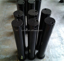 Earth moving parts black bucket pin hardened excavator bucket pin sizes