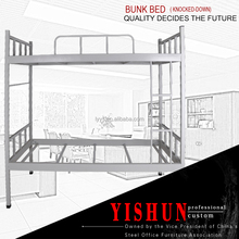 School Furniture type adult metal bunk bed