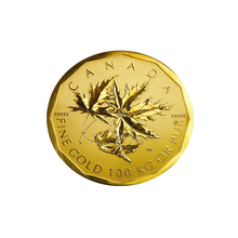 Shenzhen coin manufacturer sale factory metal customized coin maple leaf replica coin