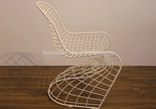 Steel painting S Chair sun lounge chair