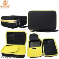 Waterproof shockproof tool case, travel storge case