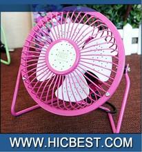 4 inch 5v dc usb fan 2015 summer fan for computer