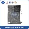 Factory direct sale nylon mesh bags drawstring