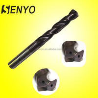 High quality tungsten carbide twist drill with coolant hole for sale
