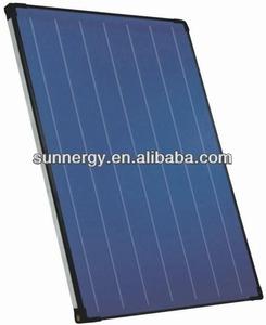 energía a presión de la placa plana de colectores solares térmicos