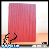 Originalultra slim flip stand pu leather original smart cover for pad 5 air