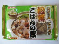 High Quality Tricholoma Matsutake Mixed Boiled Vegetables