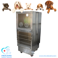 HK-C610B stainless steel animal oxygen cage