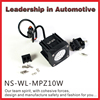 10W super brightness Motorcycle led offroad driving lamp accessories work lamp